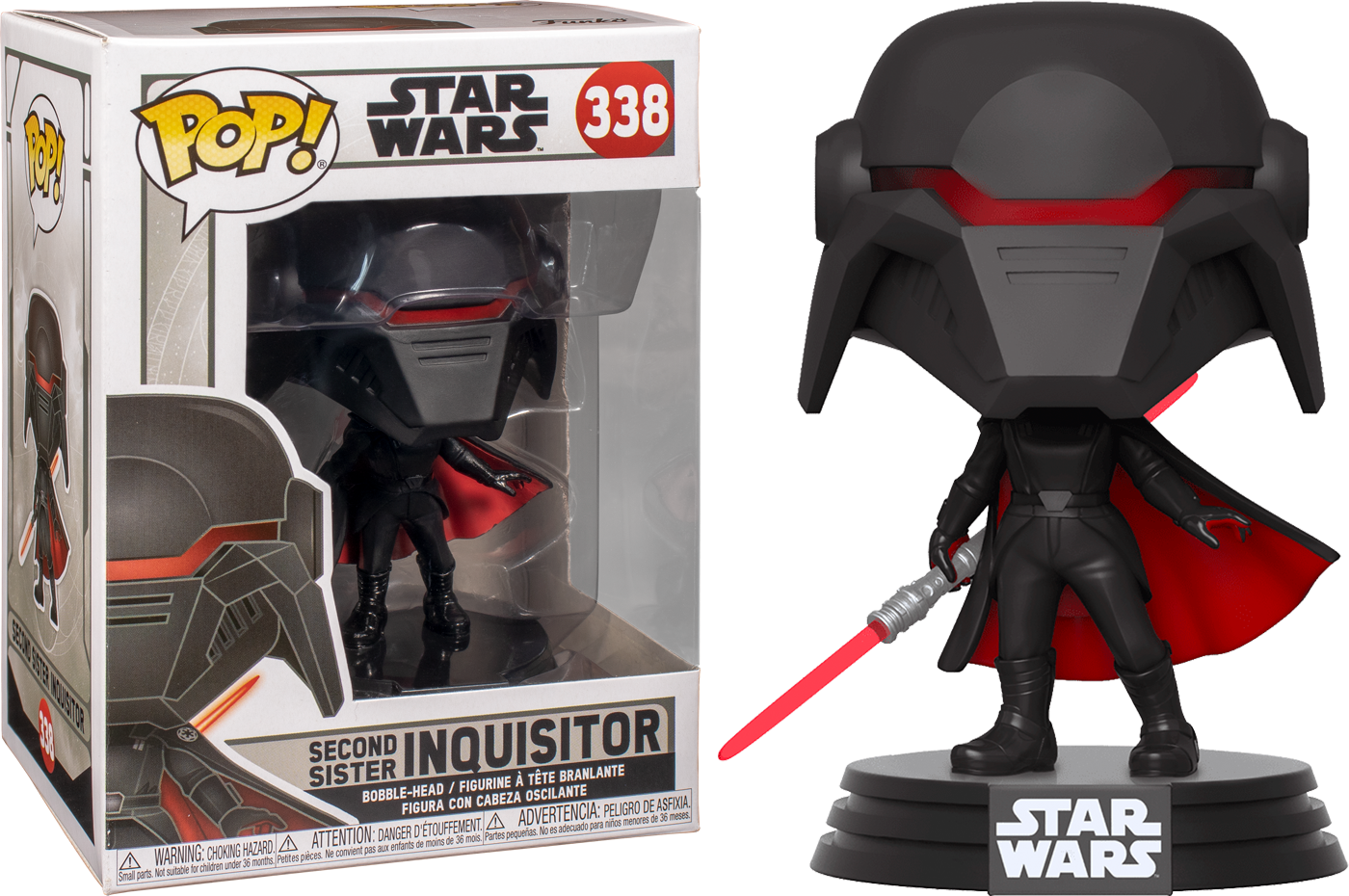 Inquisitor POP Jedi Fallen Order Games